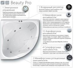 Система гидромассажная Ravak Beauty Pro