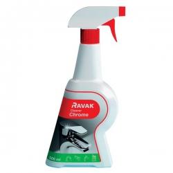 Средство для чистки и ухода за хромированными изделиями Ravak Cleaner Chrome
