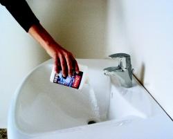 Средство для удаления налета в сифонах Ravak Turbo Cleaner